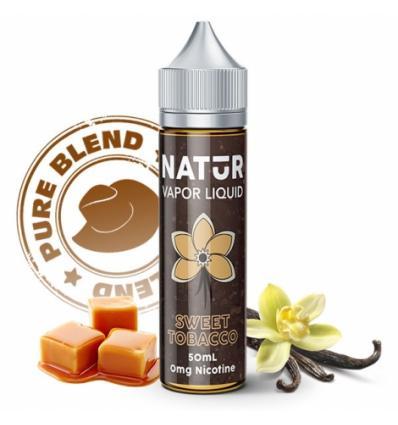 Sweet Tobacco Natur Botanicals - 50ml