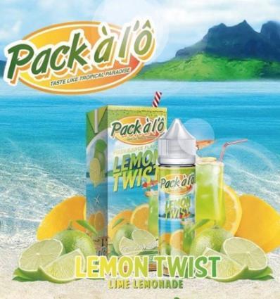 Lemon Twist Pack à l'Ô - 50ml