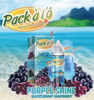 Purple Shine Pack à l'Ô - 50ml