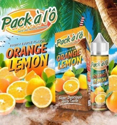 Orange Lemon Pack à l'Ô - 50ml