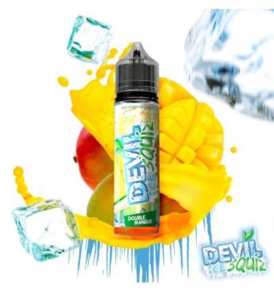 Double Mangue ICE Devil Squiz - 50ml
