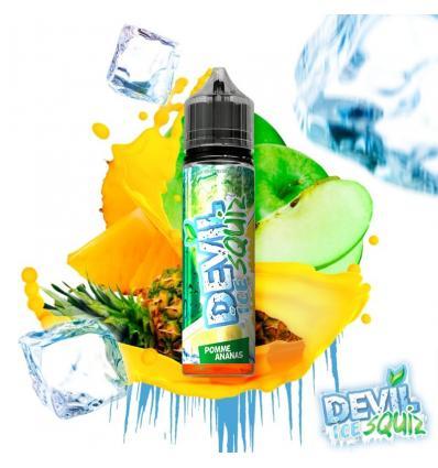 Pomme Ananas ICE Devil Squiz - 50ml