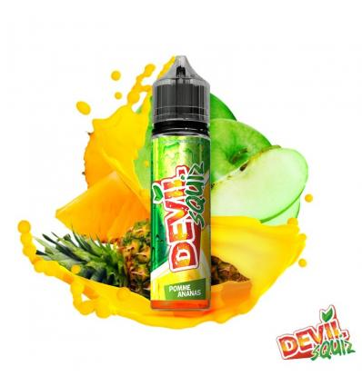Pomme Ananas Devil Squiz - 50ml