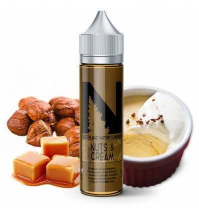Nuts and Cream Northland - 50ml