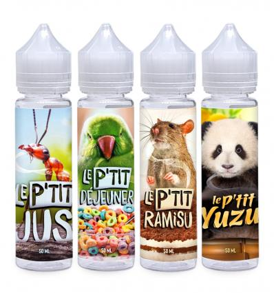 Le P'tit Pack 1 - 200ml