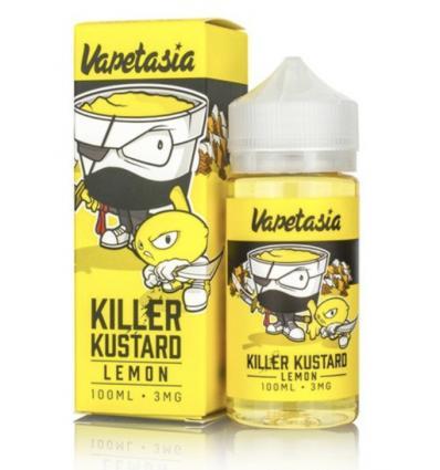 Killer Kustard Lemon Vapetasia - 100ml