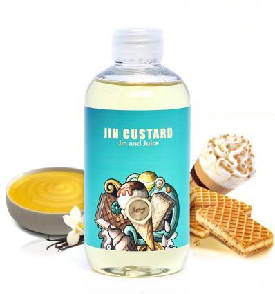 Jin Custard Jin and Juice - 200ml