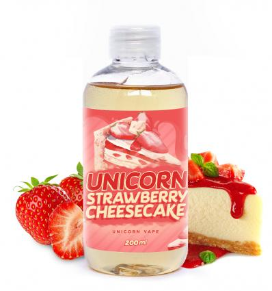 Unicorn Strawberry Cheesecake - 200ml