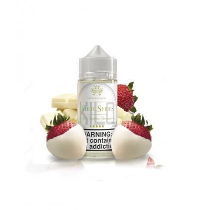 White Chocolate Strawberry Kilo - 100ml