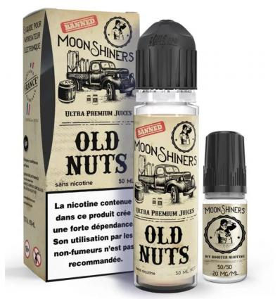 Old Nuts Moonshiners - 50+10ml