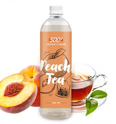 500! - Peach Tea - 500ml