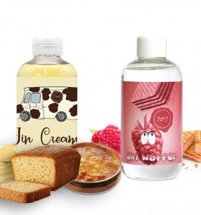 Pack Jin Cream + Jin Waffer