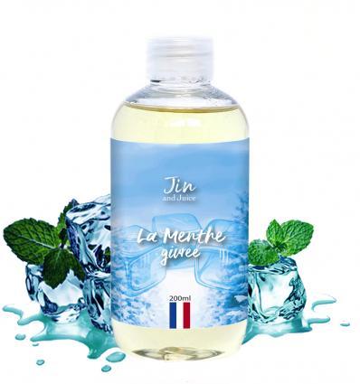 La Menthe Givrée Jin and Juice - 200ml