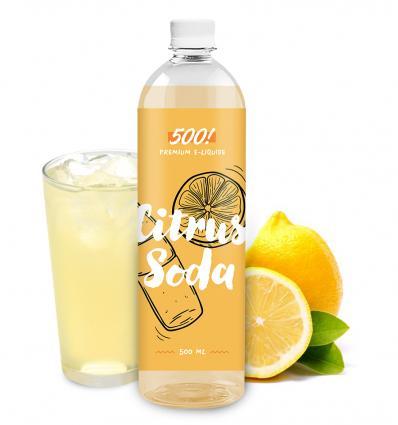 500! - Citrus Soda - 500ml