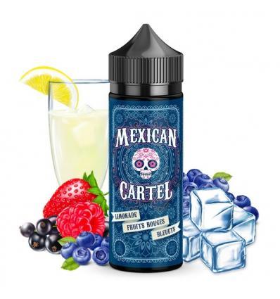 Limonade Fruits Rouges Bleuets Mexican Cartel - 100ml