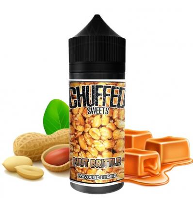 Nut Brittle Chuffed Sweets - 100ml