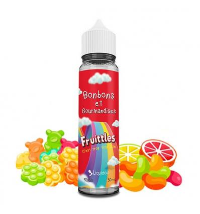 Fruittles Liquideo - 50ml