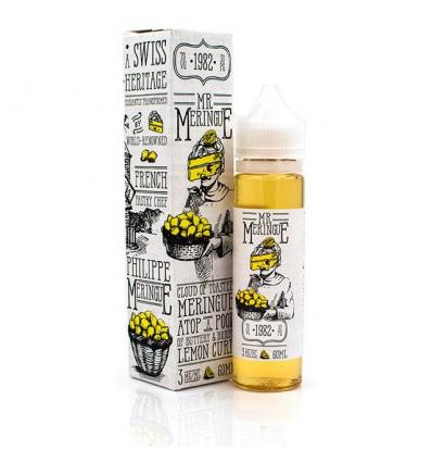 Mr Meringue - 60ml