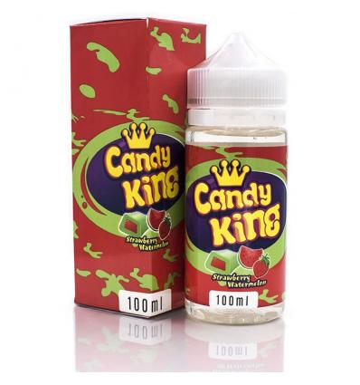 Candy King Strawberry Watermelon - 100ml